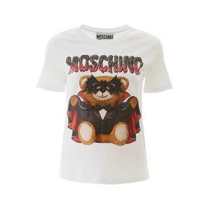 MoschinoBAT TEDDY BEAR T恤