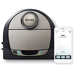 Amazon.com: Neato Botvac D5 Connected Navigating Robot Vacuum, Pet & Allergy, Works with Alexa: Electronics