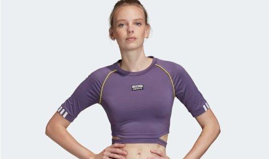 adidas 香芋紫专区 低至5折adidas 香芋紫专区 低至5折