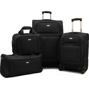 $109American Tourister 4件套行李箱 3色可选
