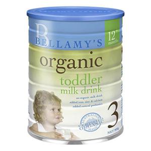 3段$25Bellamy's 贝拉米婴儿奶粉热卖 123段都有