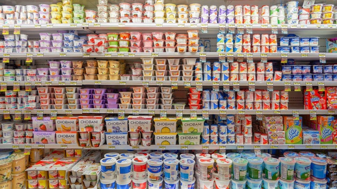 美国超市酸奶选购攻略 | 美国酸奶品牌、种类、口味大盘点