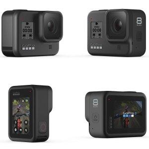 4折起 多款配件$30起GoPro 运动相机、配件专场 HERO9 Black仅需$545