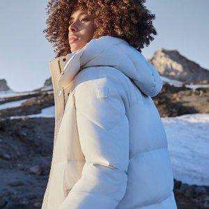 最高送300礼卡+免邮Woolrich 外套专场,冬季里的御寒法宝