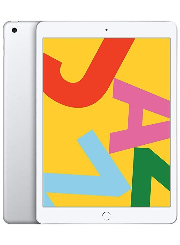 全新 iPad 7代 (10.2 吋, Wi-Fi, 32GB) 银色