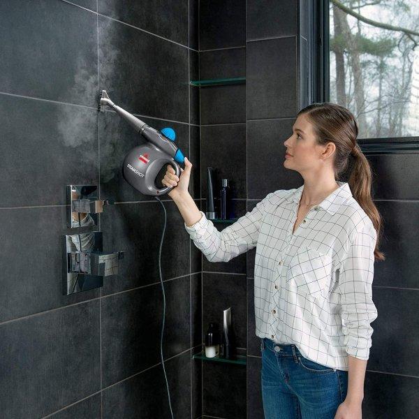 Bissell 39N7V 多功能高压蒸汽清洁机 轻松清洁瓷砖缝