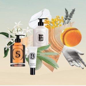 新品抢先收上新:Diptique 手部洗护系列上线 仙女的双手也要香喷喷