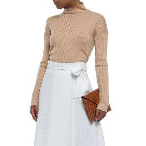 N.PEAL高领羊毛衫