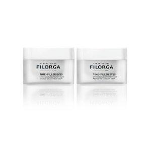 折合¥264/件 + 免邮中国Filorga 菲洛嘉 逆时光眼霜 15ml*2件装,一瓶解决几大眼部问题