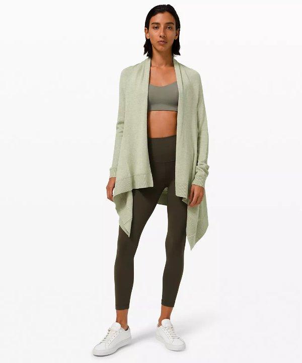 Cashlu™ 针织衫外套