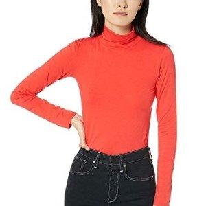 Calvin Klein Women's Long Sleeve Turtleneck Sweater @Amazon.com
