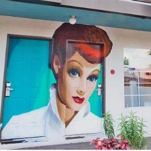 每晚$96起  出门就是星光大道Groupon 洛杉矶Dixie Hollywood酒店限时大促