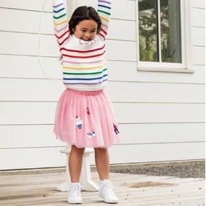 6折起+满$100享8折,满$300享7折Hanna andersson官网 春季新款童装特卖
