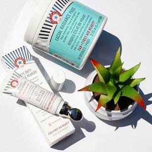 精选买3免1+额外9折First Aid Beauty 精选产品闪促 敏感肌换季护肤好选择
