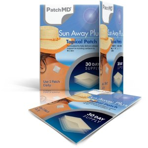 Shop Sun Away Plus Topical Patch | PatchMD