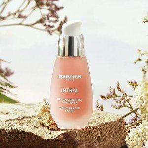 满送5件套Darphin 芳疗护肤美妆热卖 收抗敏小粉瓶、冰淇淋面霜