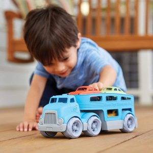 Green Toys 儿童绿色环保玩具拖车热卖