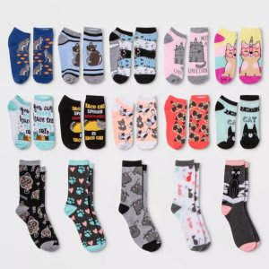 $15Target 精选15双主题袜子热卖