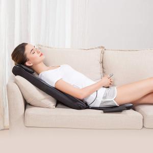 $76.99 包邮Snailax Shiatsu 加热按摩椅垫 从肩颈按到臀部