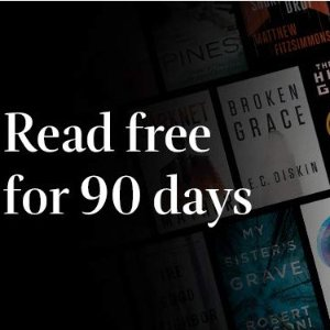 FreeKindle Unlimited free for 3 month