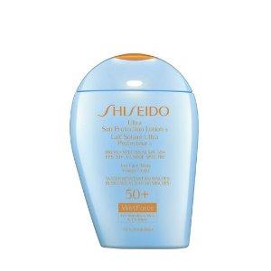 Shiseido专为敏感肌和儿童设计防水防晒100mlSPF 50+