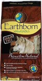 Earthborn Holistic Primitive Natural Grain-Free Natural Dry Dog Food