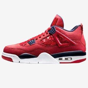 AJ4 Gym Red 现货码全Nike 限量球鞋现货 Sneaker发烧友必看 收On-Air系列