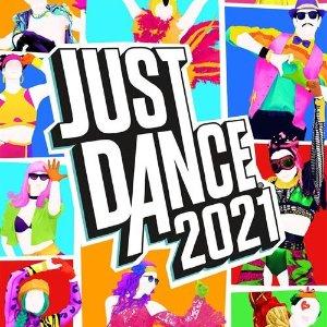 售价€52.99上新:《舞力全开2021》Switch实体版已发售 在家疯狂尬舞吧