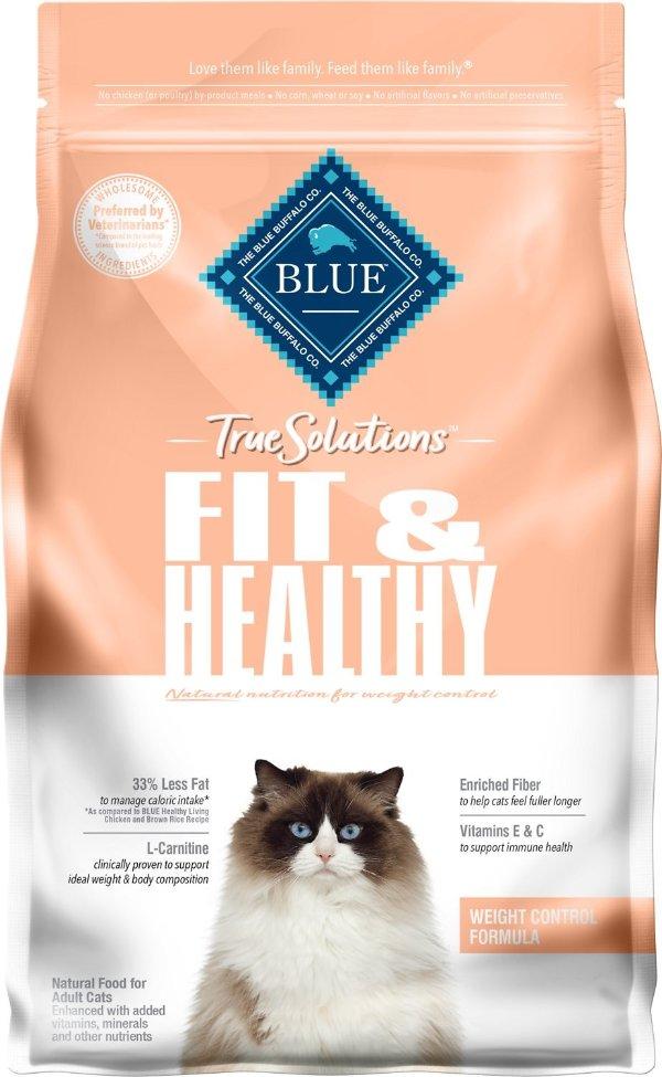 True Solutions 控制体重猫粮 3.5lb