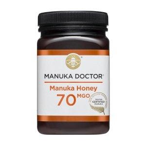 Manuka Doctor70 MGO蜂蜜 500g