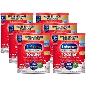 Enfagrow幼儿奶粉 32 oz. *6罐