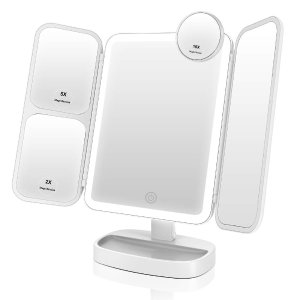 Easehold Led Lighted Vanity Make Up  Mirror @ Amazon