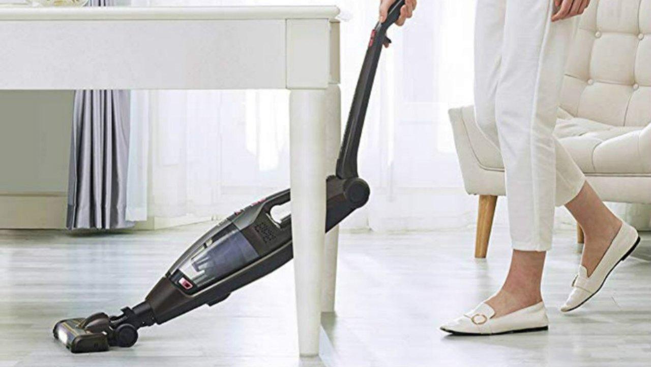 轻便免弯腰,让MODD无线吸尘器为你打开无负担除尘模式吧!