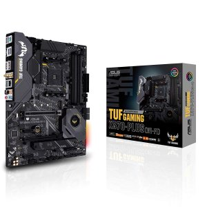 Black Friday Sale Live:ASUS TUF X570-Plus (Wi-Fi) ATX Motherboard