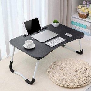 折后€16.6 多种颜色可选闪购:Wa-Very 可折叠早餐桌/笔记本电脑桌热促 懒人好搭档