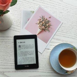 $147 (原价$179) 年度新低!限今天:Kindle Paperwhite 第10代电子阅读器 8GB