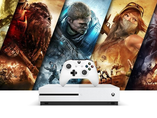 家庭游戏机推荐丨微软XBOX ON...