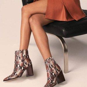 部分4折闪购:Nine West 精选美鞋热卖 平底鞋$19.6收