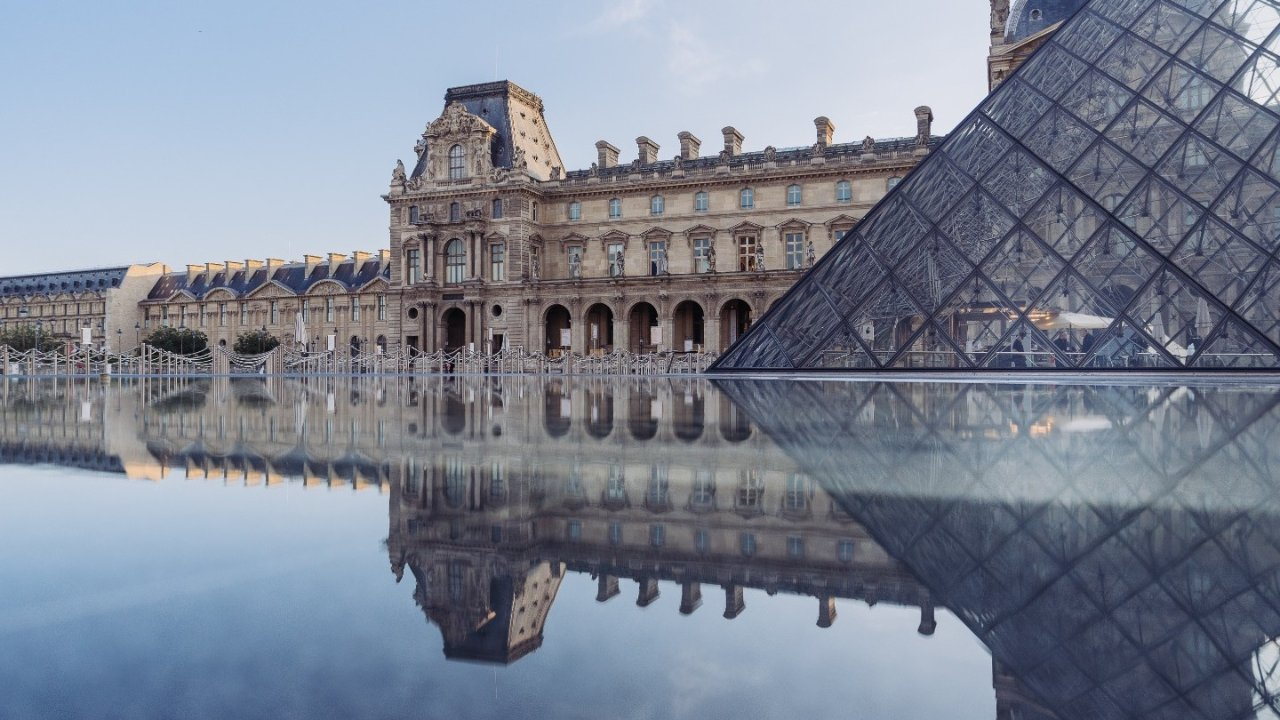 法国卢浮宫游览攻略   带你用最少时间逛遍卢浮宫