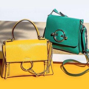 全场5折 $400+收Prada链条包Chloe、菲拉格慕、J.W. Anderson  等大牌小众美包热卖