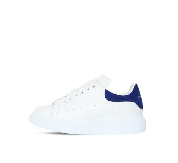 40MM 蓝尾小白鞋