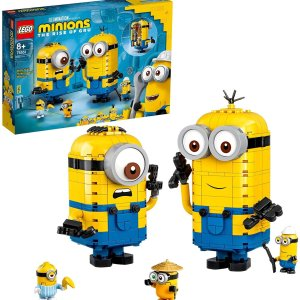$29起 定价优势+免邮LEGO Minions 新品小黄人系列 卖萌佳作