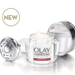 Dealmoon Exclusive! 25% offMagnemasks Starter Kit + FREE Olay Daily Facial Cleansing Cloths