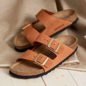 4折起 €25收玫红色拖鞋Birkenstock 德国国民拖鞋 舒适度满分 丑萌可爱 超好穿