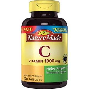 Nature Made维生素C 1000mg, 300粒