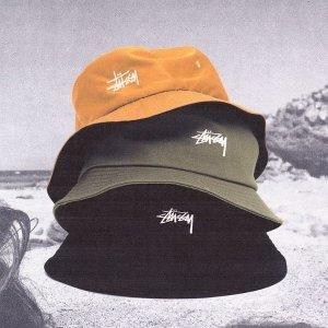 低至5折 针织帽仅£20Stussy 潮流服饰大促 经典渔夫帽、卫衣、涂鸦T恤捡漏