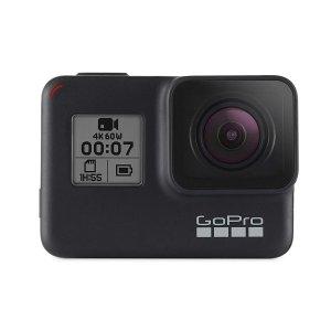 $329GoPro HERO 7 Black 4K 防水运动相机