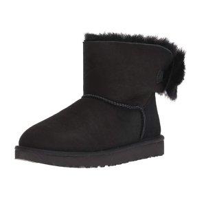 现价$71.39(原价$179)UGG 黑色款女士7码雪地靴热卖