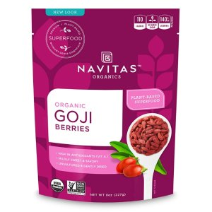 Navitas Organics Goji Berries 8oz