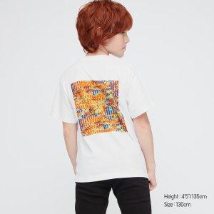 Uniqlo联名T恤